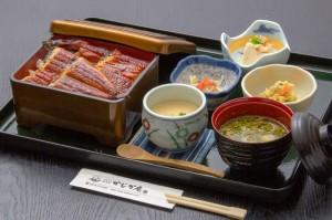 ●うな重 ¥2,000円|長湯温泉のお料理・大分県の温泉で食べる定食・和食・郷土料理ならかじか庵へ