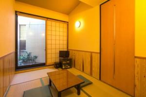 標準1名様用和室「かえでの間」|日本一の炭酸泉!長湯温泉ならかじか庵へ