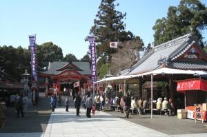 扇森稲荷神社(こうとうさま)